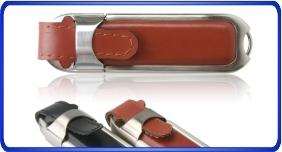 Clés USB personnalisé, clés usb en cuir