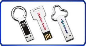 Clés USB personnalisé, clés usb en forme de clés