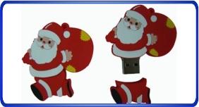 Clés USB personnalisé, clés usb relié au Noel