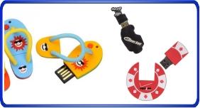 Clés USB personnalisé, clés usb en silicone
