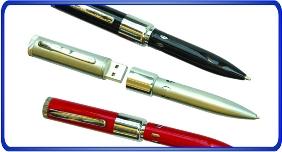 Clés USB personnalisé, stylos avec clés usb intégré